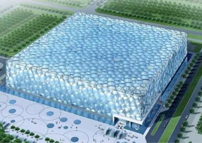 "Beiging National Olympic, ""Water Cube"""